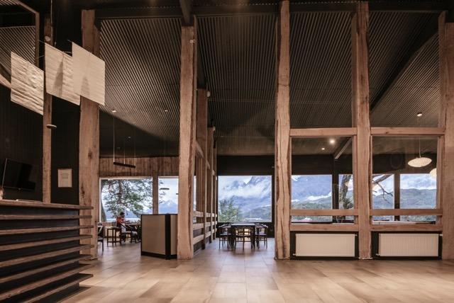 Hotel Lago Grey – Torres del Paine